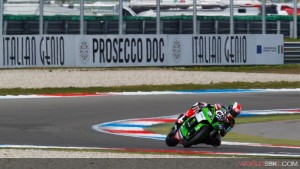 Superbike: Jonathan Rea vince una spettacolare Gara 1 ad Assen