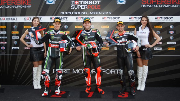 Superbike: Tom Sykes ad Assen torna sui suoi livelli