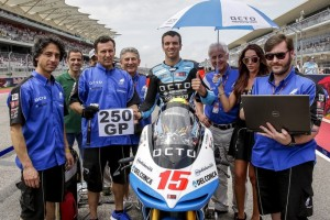 "MotoGP Austin: Alex de Angelis, ""Weekend  veramente difficile"""