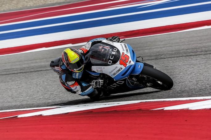 """MotoGP Austin: Alex de Angelis, """"Oggi non è stata una buona giornata"""""""