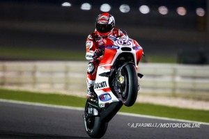 """MotoGP: Andrea Dovizioso, """"Sono molto carico e curioso di vedere la GP15 in azione ad Austin"""""""