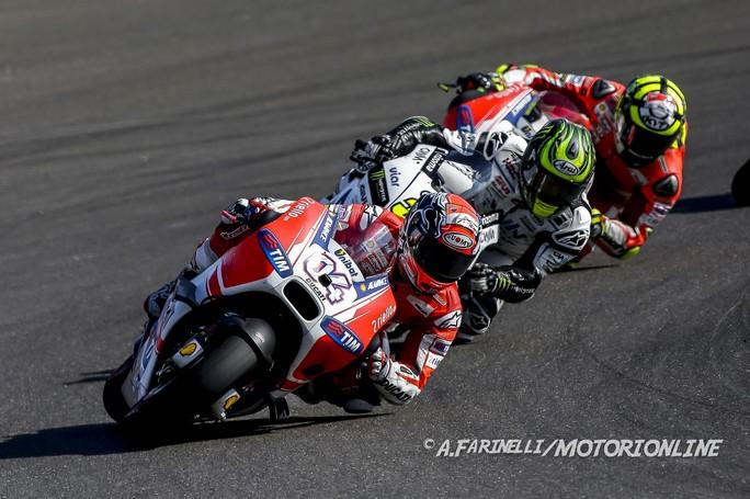 """MotoGP: Andrea Dovizioso, """"Jerez pista difficile, ma puntiamo ad un buon risultato"""""""