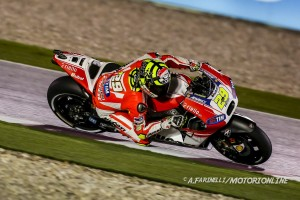 """MotoGP Austin: Andrea Iannone, """"Punto ancora al podio"""""""