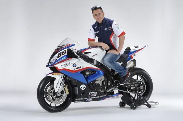 Superbike: Badovini correrà in sella alla BMW ad Aragon