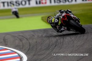 MotoGP Argentina: Bautista 19°, Melandri 24°, ma il ravennate riduce il distacco dagli altri piloti