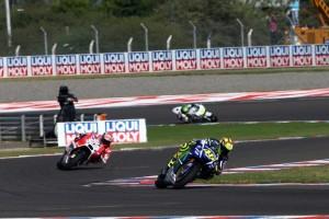 MotoGP Argentina: Bridgestone aveva consigliato ai piloti Honda e Yamaha il pneumatico extra-hard