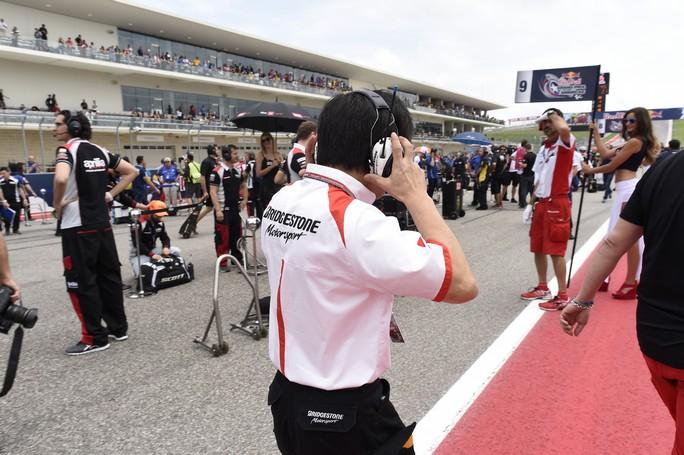 MotoGP: Termas de Rio Hondo, la Bridgestone porta un pneumatico posteriore extra-hard