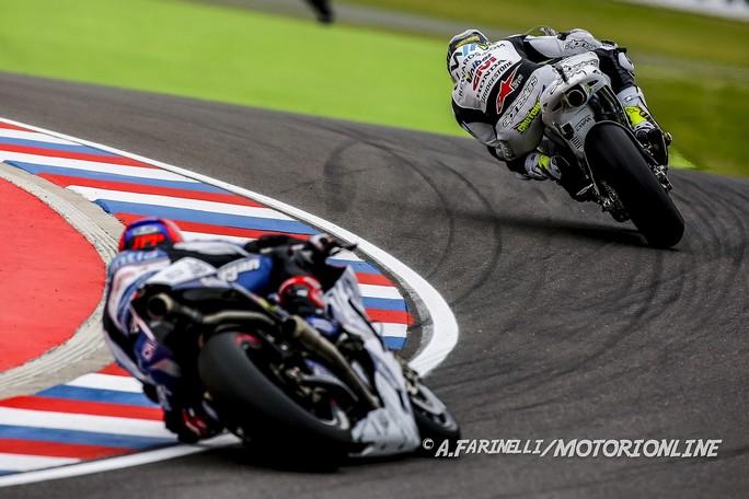 """MotoGP Argentina: Cal Crutchlow, """"Lorenzo e Vinales mi hanno fatto perdere la prima fila"""""""