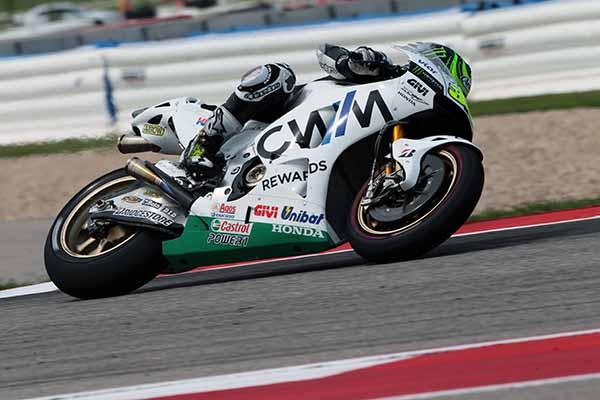MotoGP Austin: Gara agrodolce per il team Cecchinello, Crutchlow chiude 7°, Miller 14°