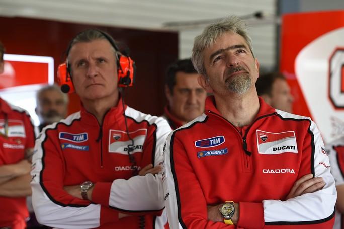 MotoGP: Paolo Ciabatti, Direttore Sportivo Ducati Corse, commenta il Gran Premio d'Argentina