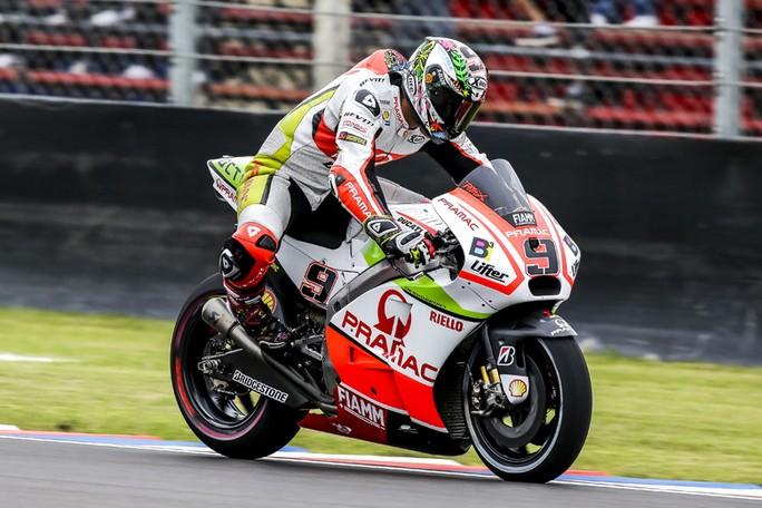"""MotoGP Argentina: Danilo Petrucci, """"Mi aspettavo qualcosa in più"""""""
