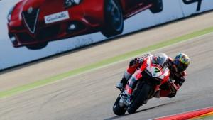 Superbike: Chaz Davies è ancora il più veloce nelle FP3 ad Assen