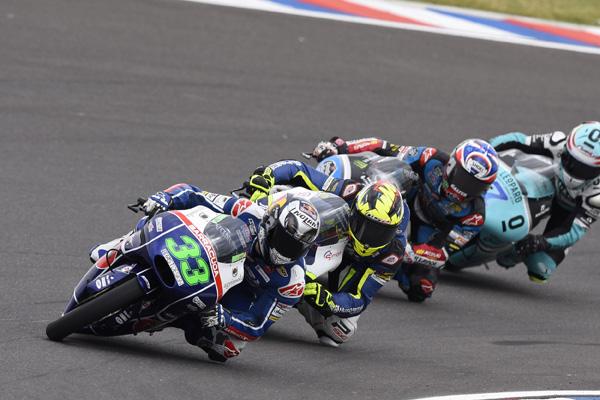 Moto3 Argentina: Parola a Fenati, Bastianini, Bagnaia, Antonelli e gli altri italiani