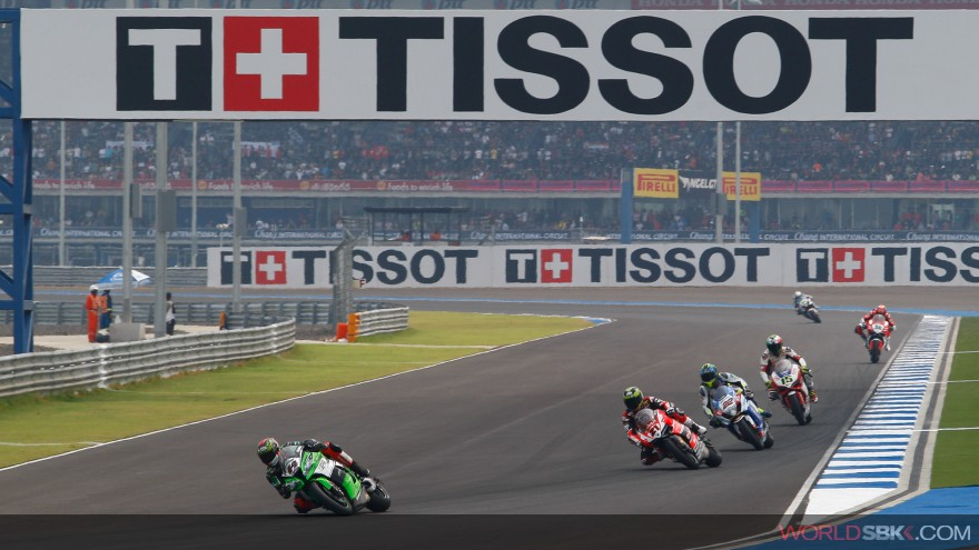 Superbike: Cambi di regolamento per il 2015