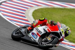 """MotoGP Argentina: Andrea Iannone, """"Spero di poter lottare con i primi in gara"""""""
