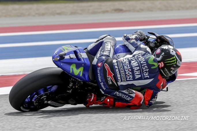 """MotoGP Austin: Jorge Lorenzo, """"Qualifiche molto emozionanti"""""""