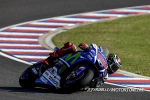 "MotoGP: Jorge Lorenzo, ""A Jerez spero di salire sul podio"""