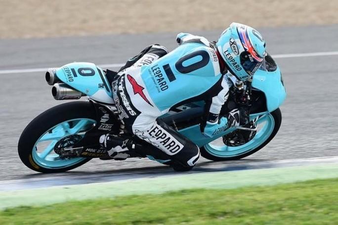 Moto3 Austin: Kent, Pole position con record! Locatelli in prima fila, Antonelli in seconda