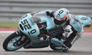 Moto3 Austin: Kent domina la gara, Bastianini è quarto