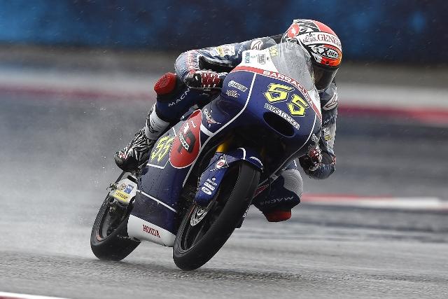 Moto3 Austin: Subito protagonisti Locatelli e Bastianini in Texas