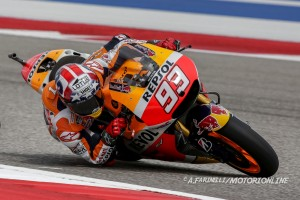 MotoGP Austin, Prove Libere 3: Marquez su Crutchlow, Rossi 4°, Iannone fuori dalla Top Ten