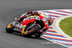 MotoGP Argentina: Marquez centra la pole, in prima fila la Suzuki di Espargarò e la Ducati di Iannone