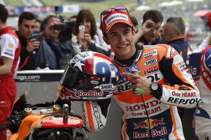 """MotoGP Austin: Marc Marquez, """"Sono felice, volevo questa pole position"""""""