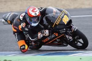 Moto3 Austin, Prove Libere 2: Masbou beffa Locatelli, Antonelli è 5°