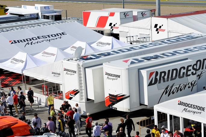 MotoGP: Bridgestone in Spagna senza la extra-hard posteriore