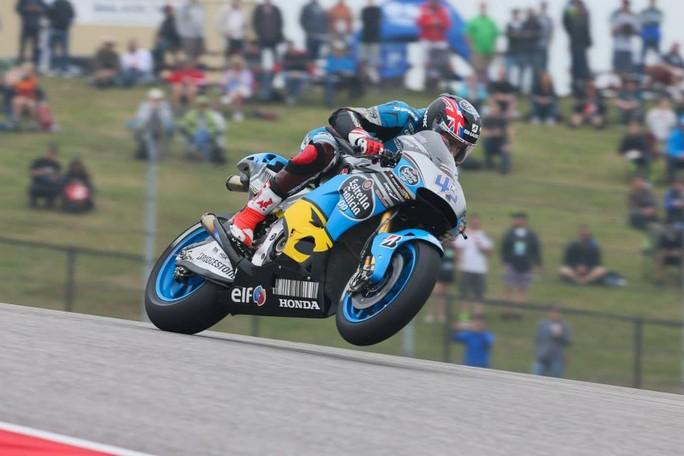 "MotoGP Austin: Scott Redding, ""Abbiamo fatto grandi progressi dal Qatar"""