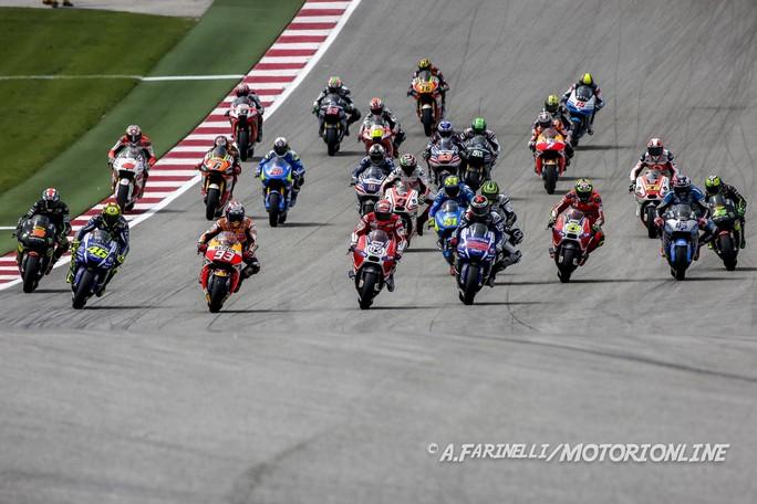 MotoGP: Il Gran Premio d'Argentina in diretta esclusiva su Sky e in differita su Cielo
