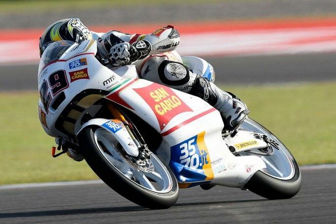 Moto3: Matteo Ferrari e Stefano Manzi pronti per il primo round europeo