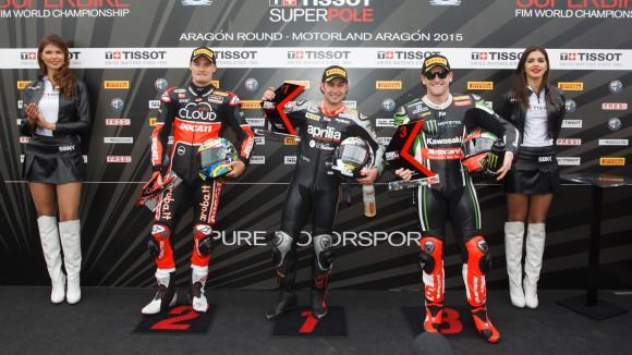 Superbike: Davies parte secondo per 33 millesimi