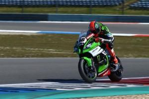 Superbike: Tom Sykes è il più veloce nel Warm Up di Assen