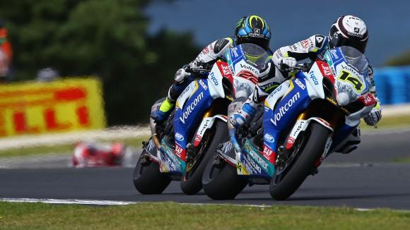 "Superbike: De Puniet racconta di un round ""impossibile"""