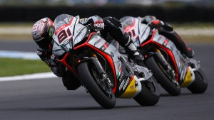 Superbike: Preview Aprilia Red Devils in vista di Donington