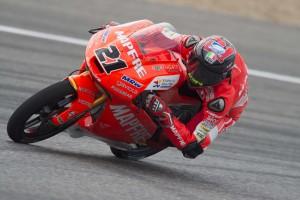 """Moto3 Jerez: Pecco Bagnaia, """"Sono felice del 7° posto, spero di continuare così"""""""