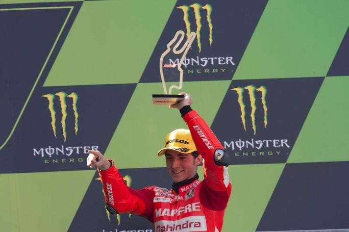 Moto3 Le Mans, Gp: primo podio per Pecco Bagnaia, ottimo 3°