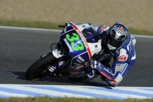 """Moto3 Jerez: Enea Bastianini, """"Soddisfatto del set-up con le gomme usate"""""""
