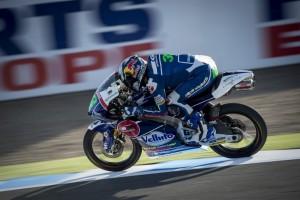 """Moto3 Jerez, Qualifiche: Enea Bastianini primo degli italiani (7°), """"Non sono contento, ho trovato molto traffico"""",  Andrea Locatelli solo 23°"""