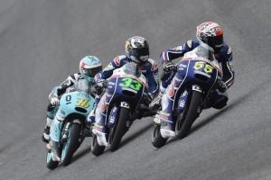 Moto3 Jerez: Enea Bastianini 9° disturbato da problemi al cambio, Locatelli ai margini della zona punti
