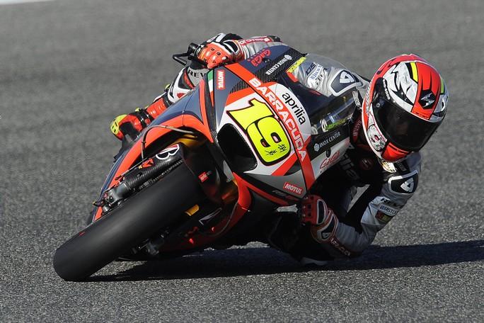 MotoGP Jerez, Qualifiche: migliore qualifica dell'anno per Bautista (15°), problemi ai freni per Melandri