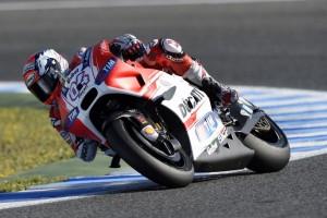 """MotoGP Jerez, Qualifiche: Andrea Dovizioso (8°), """"La mia qualifica non è stata perfetta"""""""