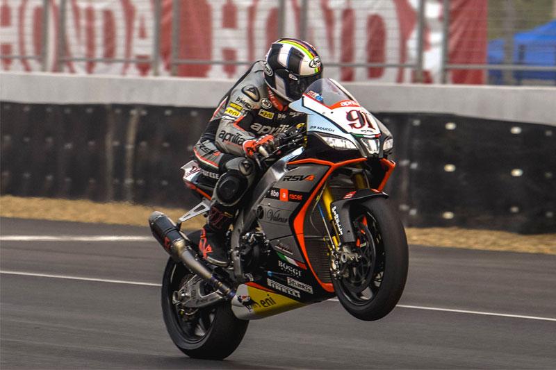Superbike: Haslam e Torres attesi alla gara di casa per il team