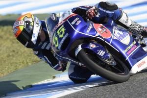 Moto3 Jerez: Andrea Locatelli ha dedicato il venerdì alla ricerca del ritmo di gara