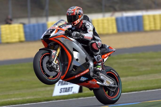 MotoGP Le Mans: un passo indietro per Aprilia rispetto a Jerez