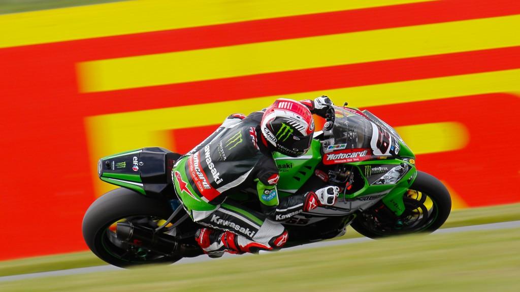 Superbike: Ancora Sykes nel terzo turno di libere a Donington