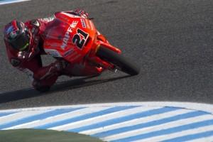 Moto3 Jerez: Pecco Bagnaia, soddisfatto del set-up della moto con le gomme medie, chiude 12°
