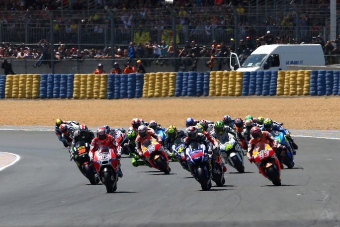 MotoGP: Il caldo di Le Mans ha influenzato le prestazioni della Honda? Ecco le spiegazioni Bridgestone