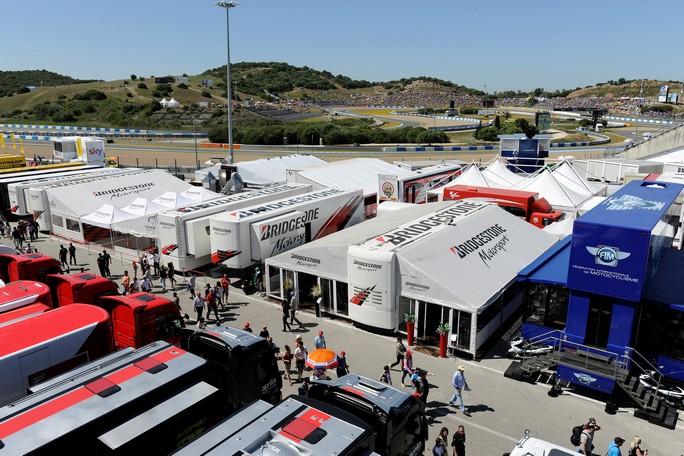 MotoGP: Bridgestone a Le Mans con mescole extra-soft asimmetriche